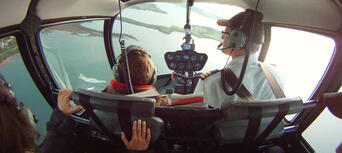 Phillip Island Full Island Helicopter Flight Thumbnail 5