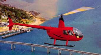 Phillip Island Full Island Helicopter Flight Thumbnail 1