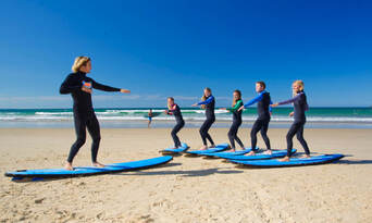 Learn to Surf Torquay Thumbnail 1