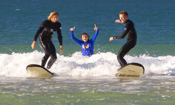 Learn to Surf Torquay Thumbnail 4