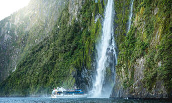 Milford Sound Coach and Cruise Departing Te Anau Thumbnail 4