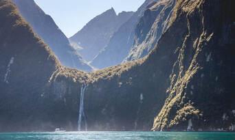 Milford Sound Coach and Cruise Departing Te Anau Thumbnail 6