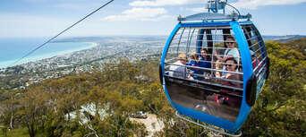 Arthurs Seat Gondola Tickets Thumbnail 1