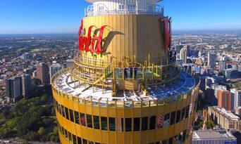 Sydney Tower SKYWALK Tickets Thumbnail 4