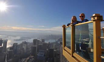 Sydney Tower SKYWALK Tickets Thumbnail 5