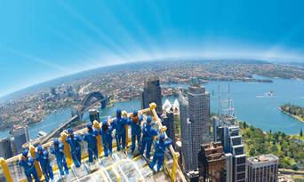 Sydney Tower SKYWALK Tickets Thumbnail 1