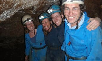 Plughole Introductory Adventure Caving Experience Thumbnail 3