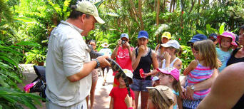 Australia Zoo Entry with Sunshine Coast Hotel Transfers Thumbnail 3