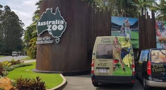 Australia Zoo Entry with Sunshine Coast Hotel Transfers Thumbnail 1