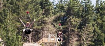 Christchurch Adventure Park Zipline Thumbnail 5