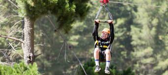 Christchurch Adventure Park Zipline Thumbnail 6
