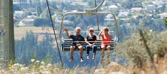 Christchurch Adventure Park Chairlift Thumbnail 2