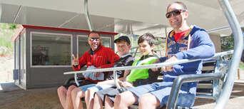 Christchurch Adventure Park Chairlift Thumbnail 1