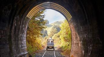 Full Day 20 Tunnel Rail Cart Experience Thumbnail 2