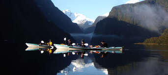 Full Day Doubtful Sound Kayak Tour Thumbnail 1