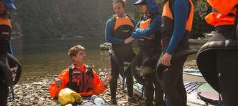 Full Day Doubtful Sound Kayak Tour Thumbnail 2