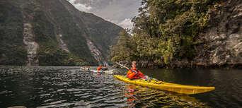 Full Day Doubtful Sound Kayak Tour Thumbnail 4