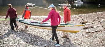 Full Day Doubtful Sound Kayak Tour Thumbnail 6