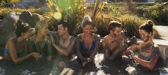Hells Gate Walk and Mud Bath Spa Package Thumbnail 3