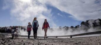 Hells Gate Walk and Mud Bath Spa Package Thumbnail 4