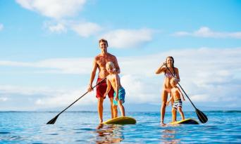 Stand Up Paddle Board Lesson Thumbnail 1