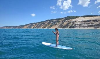 Stand Up Paddle Board Lesson Thumbnail 2