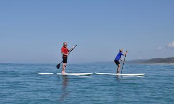 Stand Up Paddle Board Lesson Thumbnail 4
