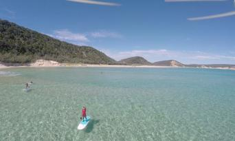 Stand Up Paddle Board Lesson Thumbnail 6