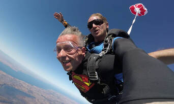 Great Ocean Road up to 15,000ft Tandem Skydive Thumbnail 6