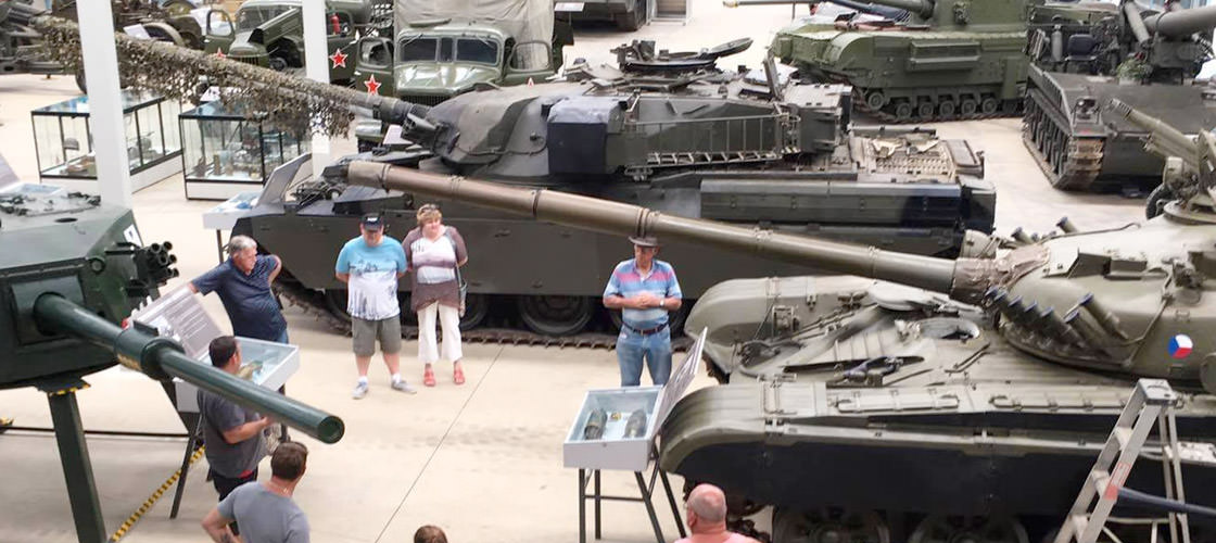 Australian Armour and Artillery Museum