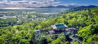 Cairns Unlimited Bungy Jump and Giant Jungle Swing Pass Thumbnail 5