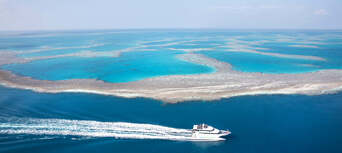 Great Barrier Reef Cruise to Hardy Reef Pontoon Thumbnail 1