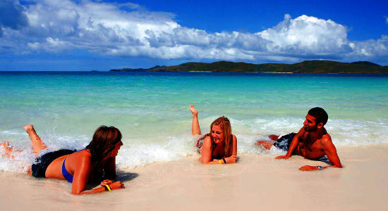 Full Day Whitehaven Beach And Hamilton Island Tour