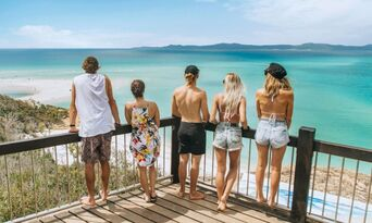 Whitehaven Beach and Hamilton Island Tour with Lunch Thumbnail 3