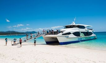 Whitehaven Beach and Hamilton Island Tour with Lunch Thumbnail 6
