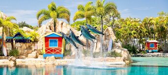 14 Day Pass to Movie World, Sea World, Wet'n'Wild & Paradise Country Thumbnail 5