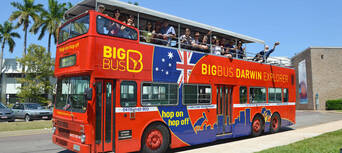 Darwin Hop On Hop Off Bus Tour Thumbnail 1