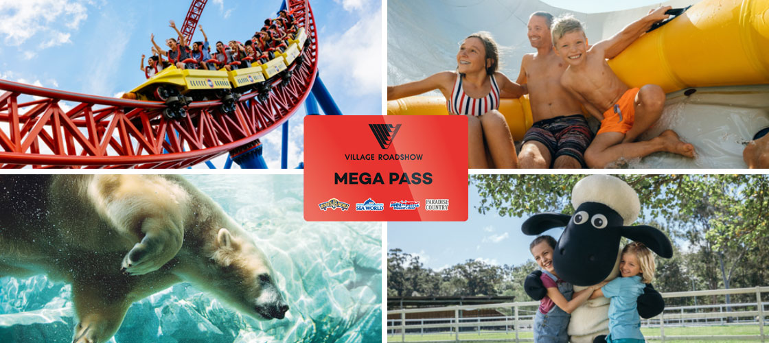 Village Roadshow Mega Pass