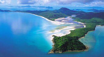 Whitsunday Islands and Whitehaven Beach Half Day Morning Departure Thumbnail 1