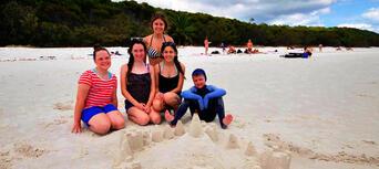 Whitehaven Beach Half Day Morning Cruise Thumbnail 4
