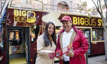 Big Bus Sydney and Bondi Hop-on Hop-off Tour Thumbnail 3