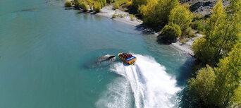 40 Minute Jet Boat in Kawarau Gorge Thumbnail 1