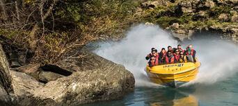 40 Minute Jet Boat in Kawarau Gorge Thumbnail 2