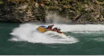 40 Minute Jet Boat in Kawarau Gorge Thumbnail 5