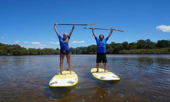 Stand Up Paddle Boarding Byron Bay Thumbnail 1
