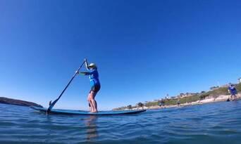Stand Up Paddle Boarding Byron Bay Thumbnail 2