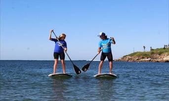 Stand Up Paddle Boarding Byron Bay Thumbnail 3