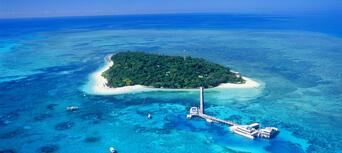 Green Island Day Trip - Return Ferry Transfer Only Thumbnail 4