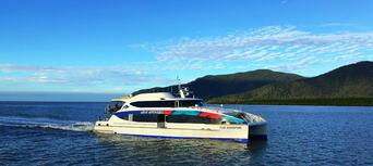 Green Island Day Trip - Return Ferry Transfer Only Thumbnail 1