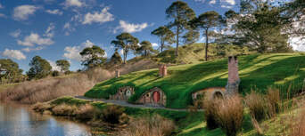 Auckland to Hobbiton Day Tour with Lunch Thumbnail 4